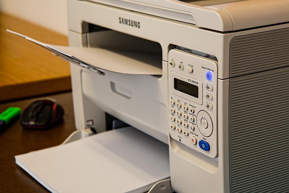 jaka drukarka atramentowa