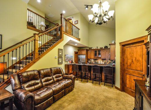 Drewniane produkty do wykończenia domu